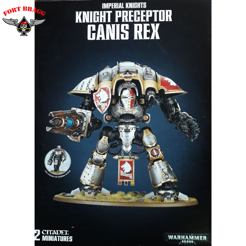 KINGTH PRECEPTOR GANIS REX
