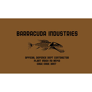 BARRACUDA INDUSTRIES