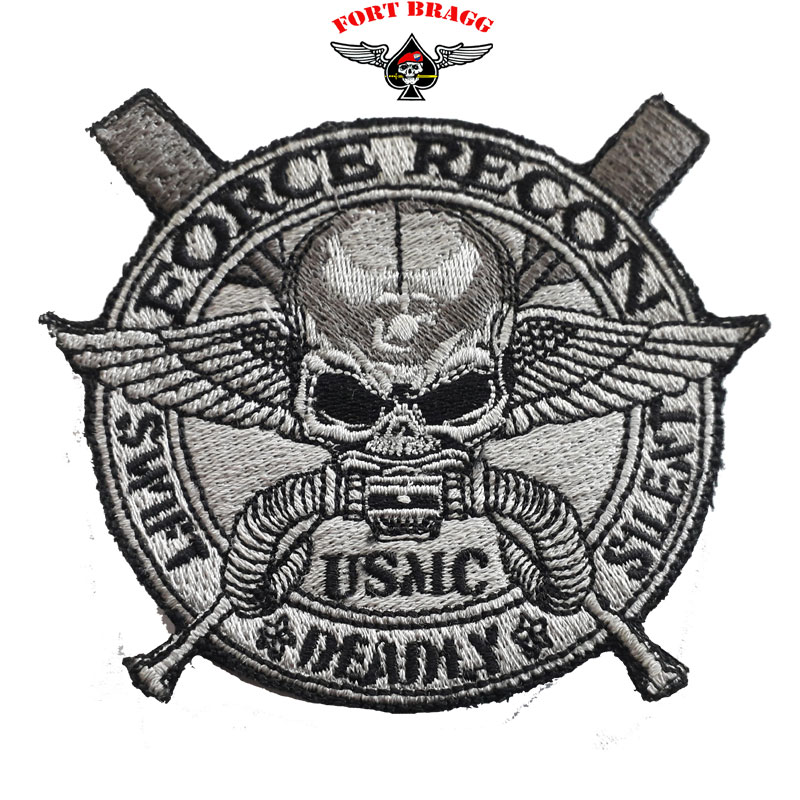 PATCH OMERALE USMC FORCE RECON
