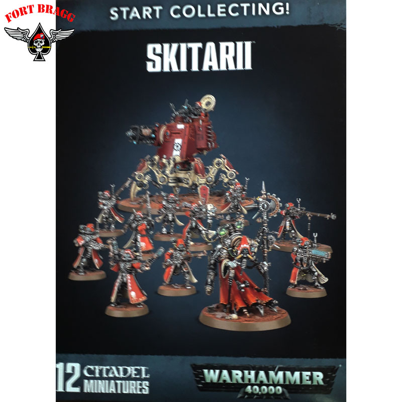 WARHAMMER SKITARII START COLLECTING