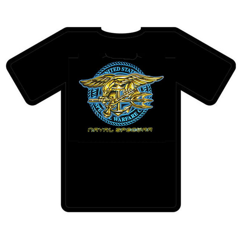 T-shirt NAVY SEAL