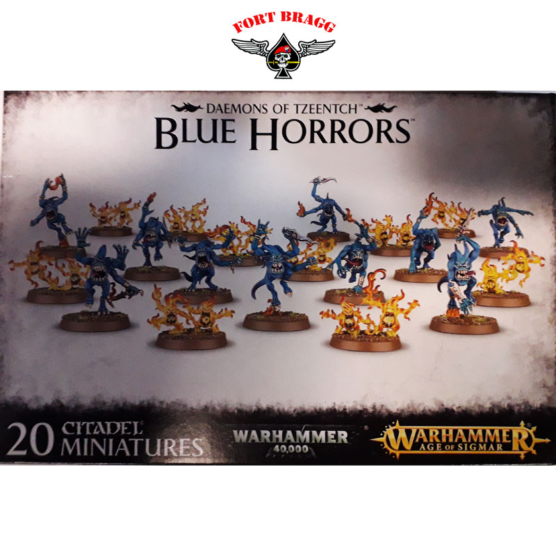 WARHAMMAER BLUE HORRORS 99129915029