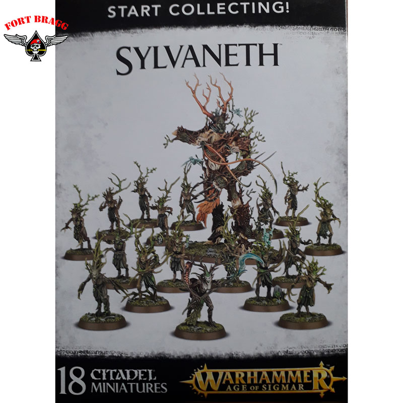 WARHAMMER SYLVANETH START COLLECTING