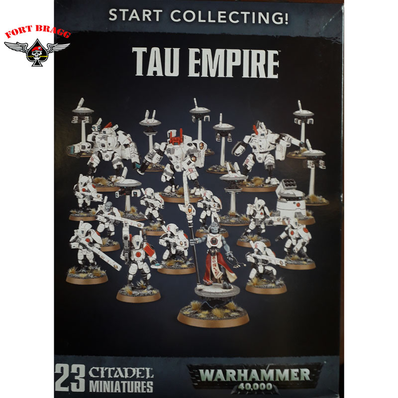 WARHAMMER TAU EMPIRE